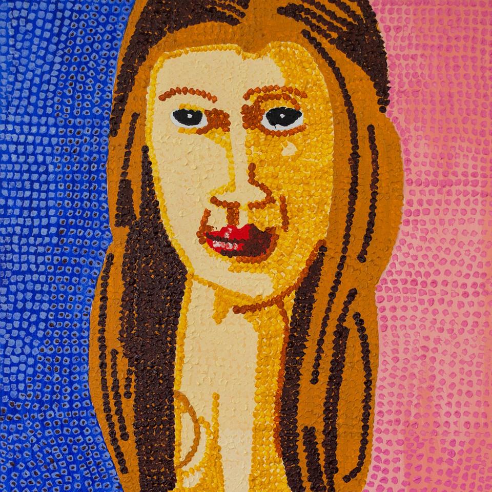 Modigliani Tribute