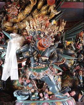 """#3 Thimphu Chorten """"Eyes"""""""