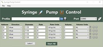Pumps software