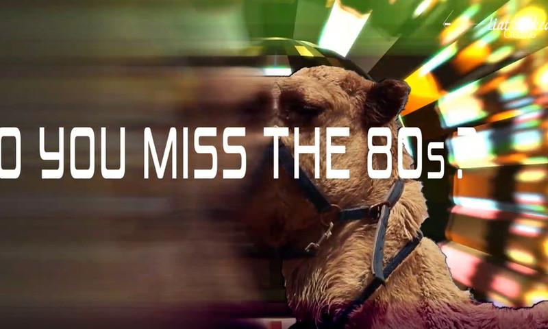 The Camel & The Joyful 80s