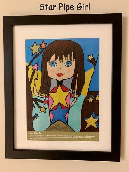 Star Pipe Girl