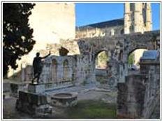 La porte Auguste à Nîmes
