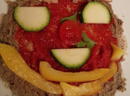 """Kreativ Kochen Thema """"gesund und bunt"""""""