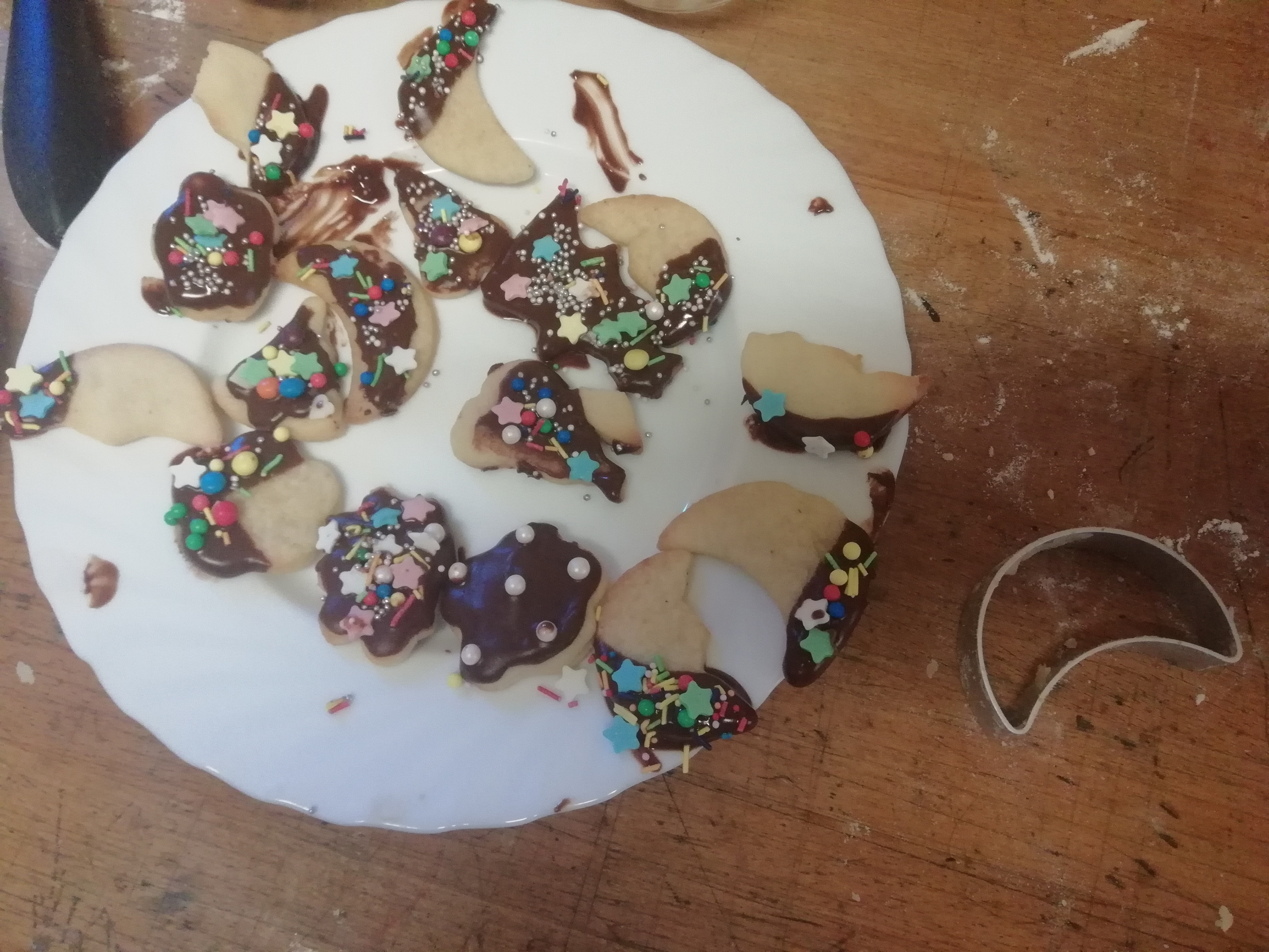 Weihnachtsbäckerei für Kids
