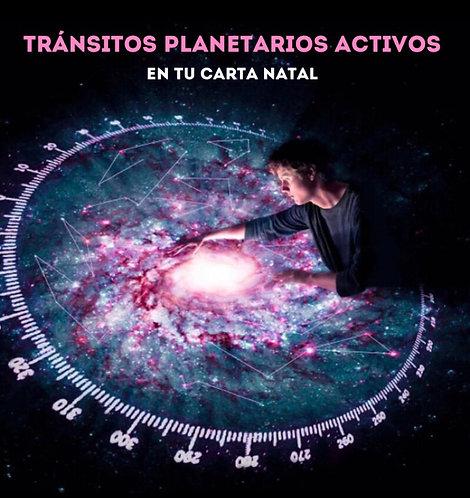 (Audio Personalizado) Tránsitos Planetarios / Pronóstico Anual