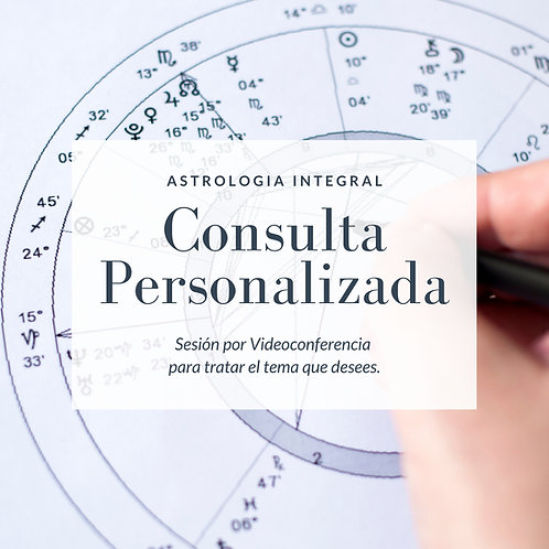 (Videoconferencia) Consulta personalizada