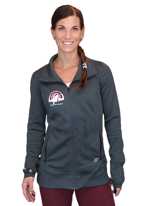 Women's Endurance Track Jacket