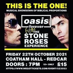 Oasis v Stone Roses
