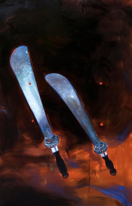 Raise 'a'-Sinkal(Divine Knife)
