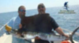 Fishing charters Darwin style with sailfish