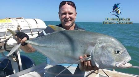 Darwin fishing charters ? Dundee
