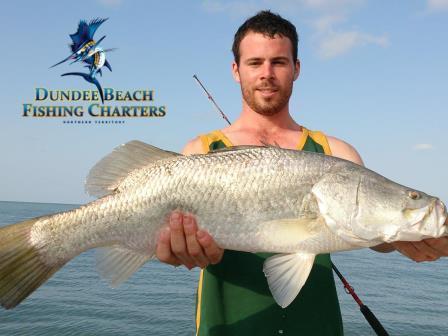 Saltwater Barra Fishing