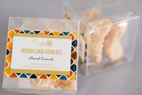 Moroccan Treats on the Go - 4 Cookie Boxes