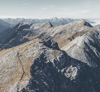 Vol en Montagne