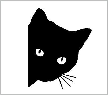 Cat Kitten Kitty Vinyl Decal Vinyl Sticker Decal