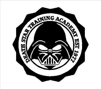 Star Wars Death Star Training Darth Vader