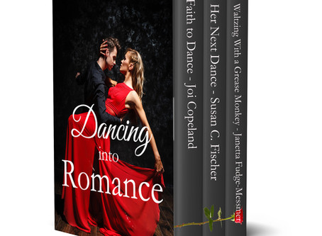 Her Next Dance is included in Dancing Into Romance Box Set from Forget Me Not Romances!