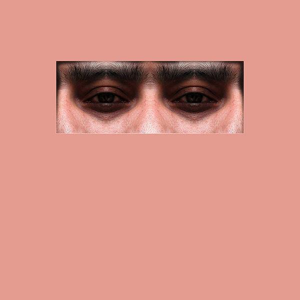carlo de meo, occhi, rosa, tre nasi, sguardo