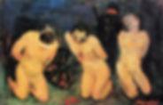 opera pittorica di Mario Mafai