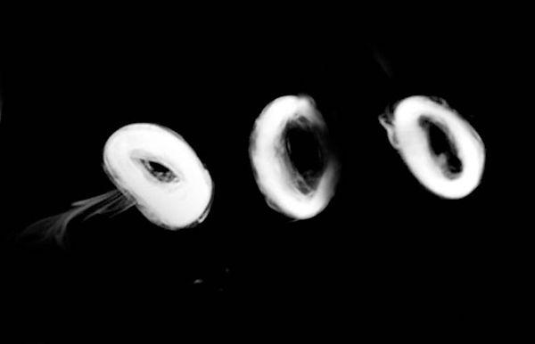 anelli di fumo