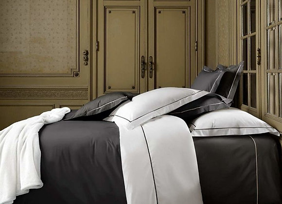 Черно-белое постельное белье Fox