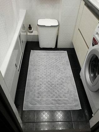 Хлопковый коврик для ванной
