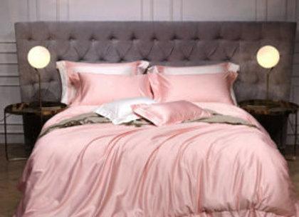 Розовое бельё из королевского хлопка Rosy