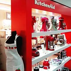 Parousiasi serres kitchen Aid Artisan