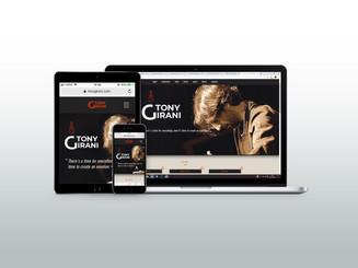 Sito web Tony Girani