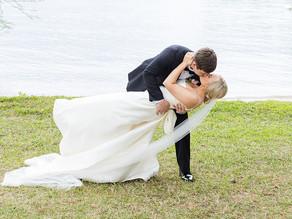 Intimate Lake Martin Wedding
