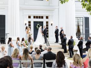 Athens, GA Southern Wedding Day