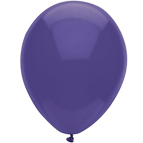 "Balloon Latex 5"" Royal Purple 100C"