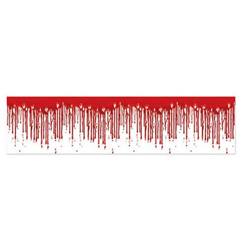 Decoration Blood Drip Border
