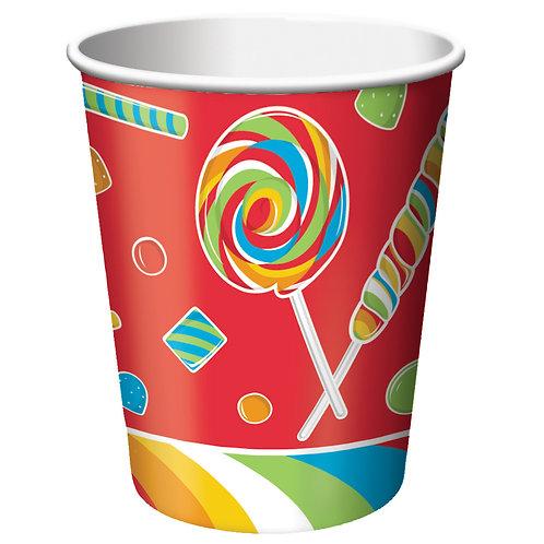Sugar Buzz Hot/Cold Cup 9Oz (8Ct)