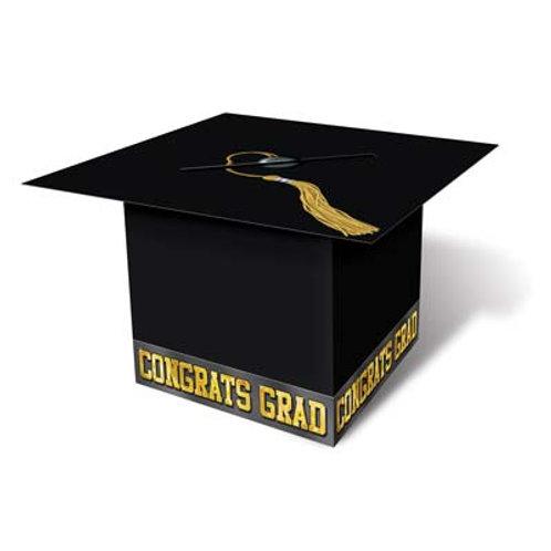 Graduation Cap Cardboard Box