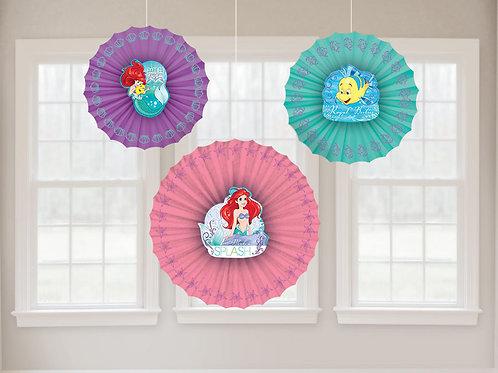Ariel - Dream Big Decoration Paper Fan