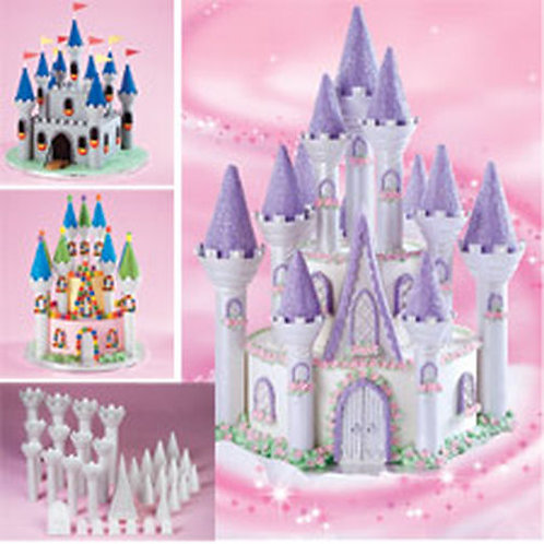 Romantic Castle Dispaly Set 32Pc