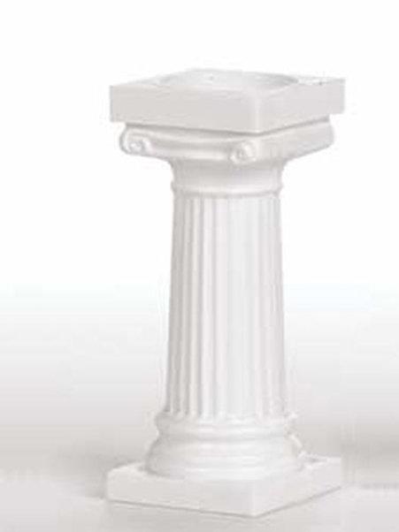 3In Grecian Pillars 4/Pk