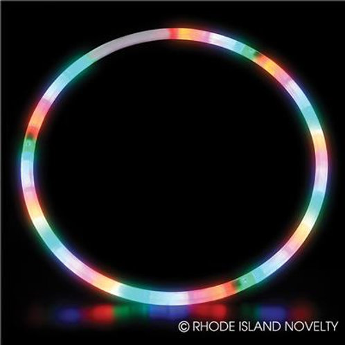 Twist Hoop With 36 Leds 28""