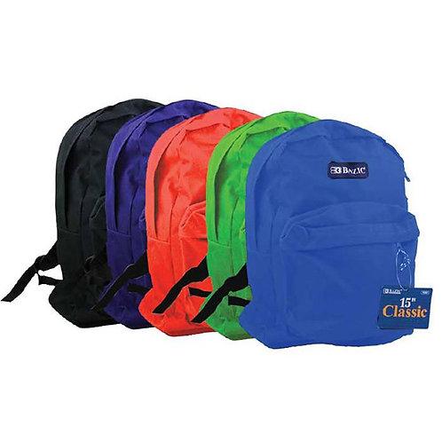 "Backpack 15"" Classic"