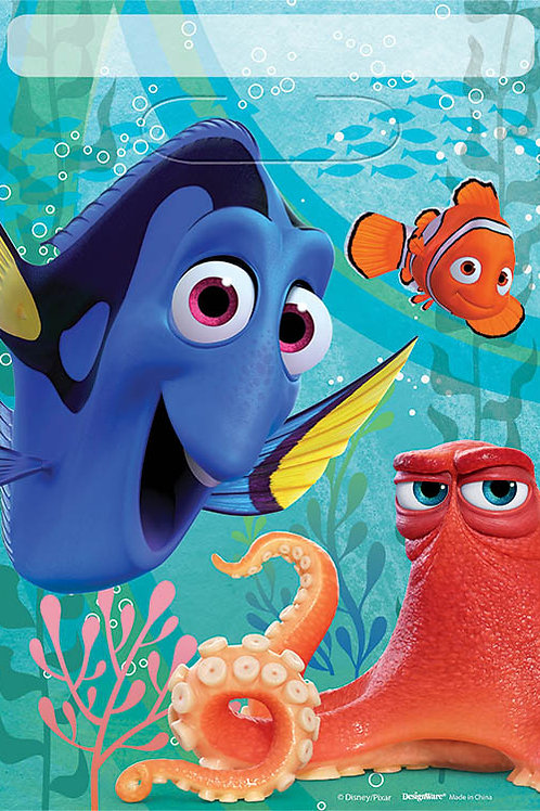 Finding Dory Loot Bag (8Ct)