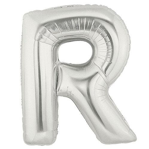 """Balloon Foil 40"""" Letter R"""