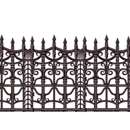 Creepy Fence Props