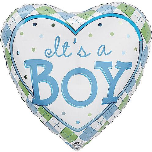 """Balloon Foil 18"""" It's a Boy"""
