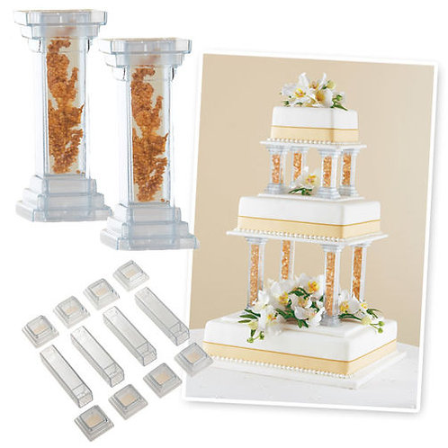4In Fillable Pillar Set