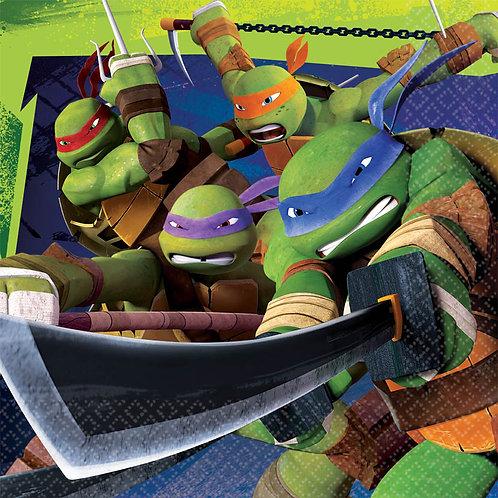 Teenage Mutant Ninja Turtle Luncheon Napkin (8Ct)