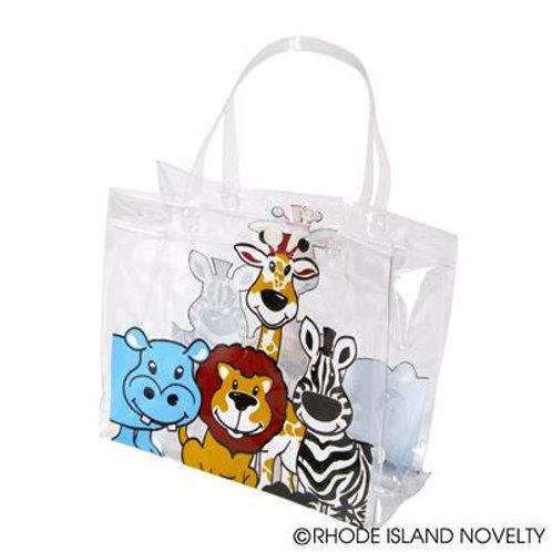 """Bag Pvc Zoo Animal 9"""""""