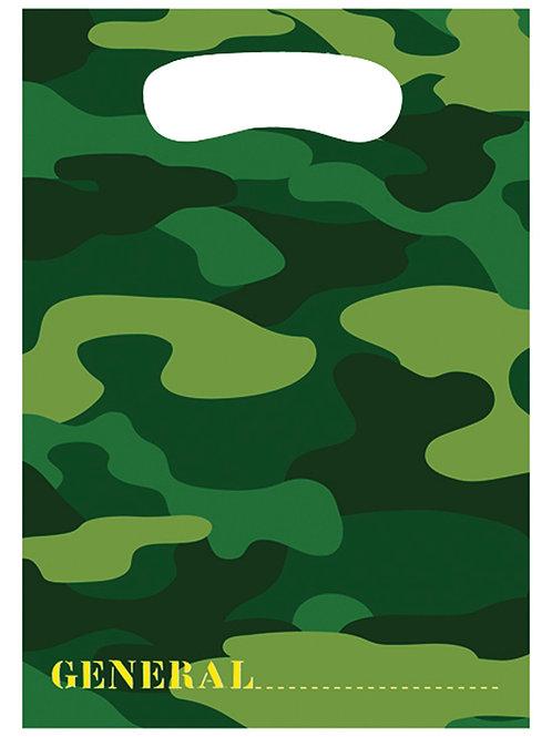 Army Loot Bag (8ct)