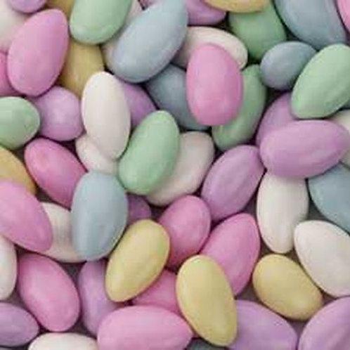 Almonds Favor Sweet 1Lb Pastel