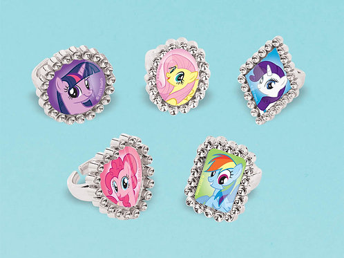 My Little Pony Jewel Ring (18Ct)